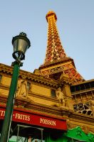 close to Paris, far from France by palombasso