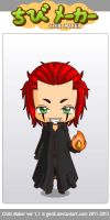 Chibi Axel by oswald-luver