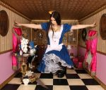 American McGee's Alice Pink Room by ThePrincessNightmare