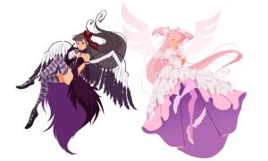 Goddesses by Olive-In-Pinkland