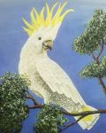 Sulpur Crested Cockatoo by ArtofBekSutton