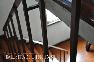 Balustrade _ The Exist by chocolatezi