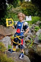 KH2: My Name is Sora by Ai-rika