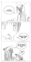 K-ON 4koma test 02 by DAgilityRei
