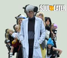 Soul Eater by Anzudo