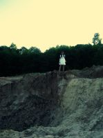 Standing on the edge by daarka7