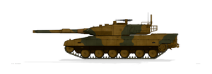 Type 90-2000 Japanese Army by MacPaul