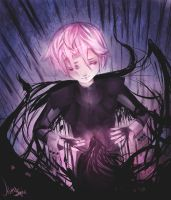 Crona -black blood by kittysophie