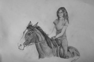 Thoroughbred by maaart90