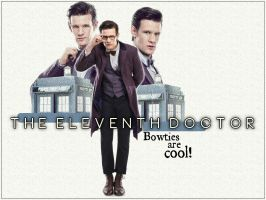 The Eleventh Doctor by shesguiltybydesign