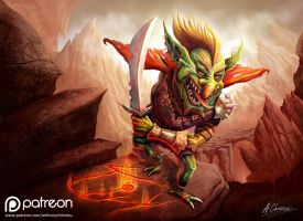 Goblin by AnthonyChristou