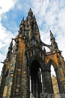 Scott Monument. by ParaSoph