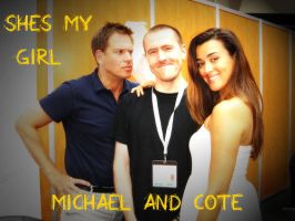 Michael and Cote by Ambrohexal