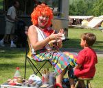 Clown by Camera-Pete