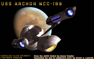 Archon Lightwave Version by karanua