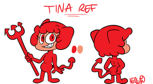 Tina Reference by WinWinStudios