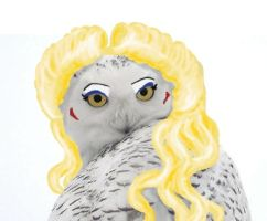 Hedwig by spootdemon