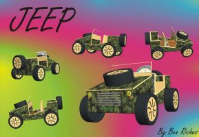 Jeep by madcat101