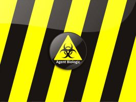 Agent Biologic Danger V2.0 by Chico47