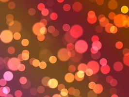 Autumn Bokeh Stock by contractcat
