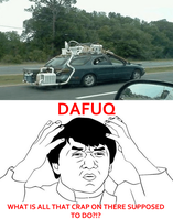 WTF: Car Modifications by DECA-FADE