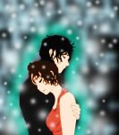 Naru/Kazuya S. and Mai - Ghost Hunt by InLoveWithYaoi