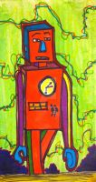 Lilliput Robot by themollyb