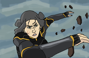 Lin Beifong by faithless12