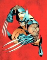 MAD Townsend Wolverine by dcjosh