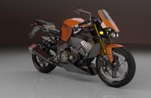 concept motorcycle 3 by tukangrenderkediri