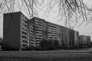 12-11 block of flats by evionn