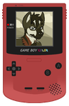 Tillage's Gameboy by LadyKleur