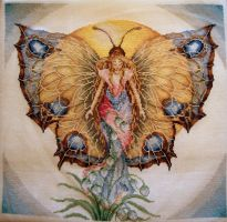 Morning Fairie by cordria