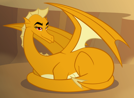 Young Caldera by QueenCold