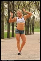 Lindsey Cope 28 by TheMuscleGG