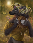 Wild herbs (Sister of Summer) by Wolnir