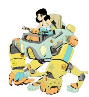 Robot driver by catlee