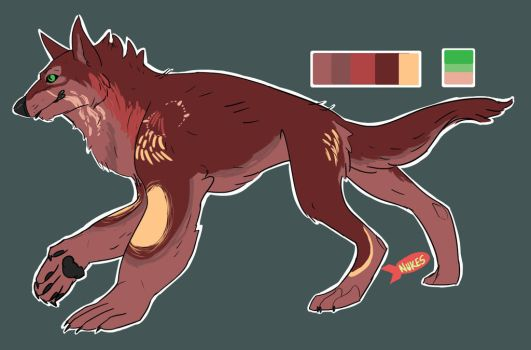 Werewolf Concept by your-friendly-nukes