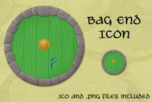 Bag End icon by FangsAndNeedles