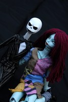 We can live like Jack and Sally if we want... by mourningwake-press