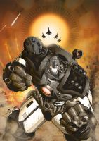 War Machine by RecklessHero