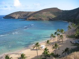Hanauma Bay - Oahu Hawaii by the-atomic