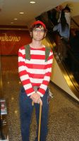 Found Waldo Youmacon 2010 by Chaosgamer137