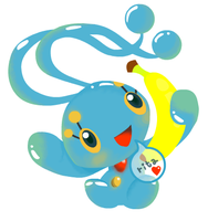 manaphy by ritabanana