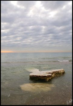 Lake Michigan by DarkAlaria69