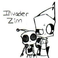 INVADER ZIM by Celebi9