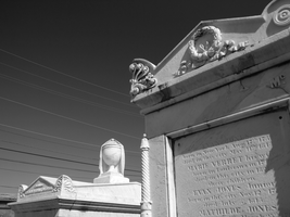 St. Louis Cemetery #1 2nd, New Orleans by vanfoto