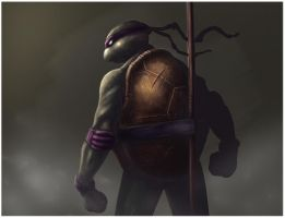 Donatello by MauGee13