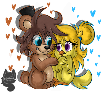 My Love .:Commission:. by Amanddica