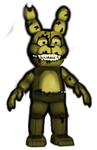 Funtime Plushtrap by LuckyRabbit31